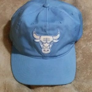 Chicago Bull Mitchell & Ness Snap Back Hat